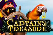 Игровой автомат бесплатно Captain'S Treasure